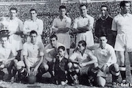 Seventy-fourth anniversary of club's ninth Spanish Cup crown