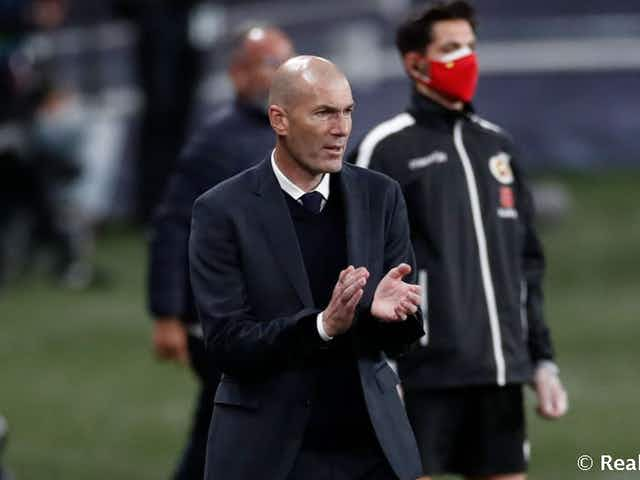 "Zidane: ""It's three very important points, but there's still a long way to go"""