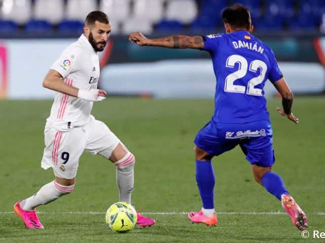 Benzema, 550 matchs avec le Real Madrid