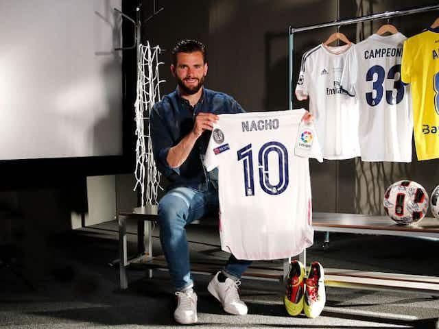"""Nacho: """"Le Real Madrid m'a tout donné"""""""