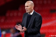 """Zidane: """"No bajamos la intensidad y eso demuestra el carácter que tenemos"""""""
