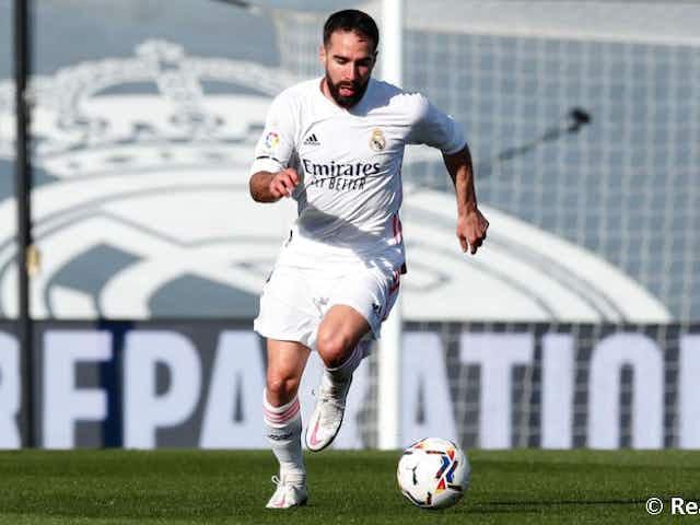 Real Madrid squad for Cádiz match