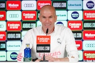 "Zidane: ""We've got four finals to finish off LaLiga and I can promise you we're going to compete"""
