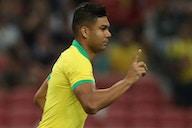 Casemiro, Militão e Vinicius Jr. convocados pelo Brasil