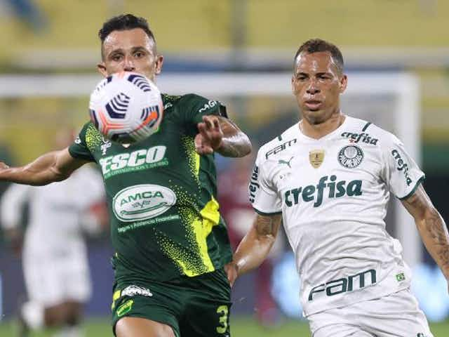 Palmeiras beat Defensa y Justicia and takes the lead for the Recopa title