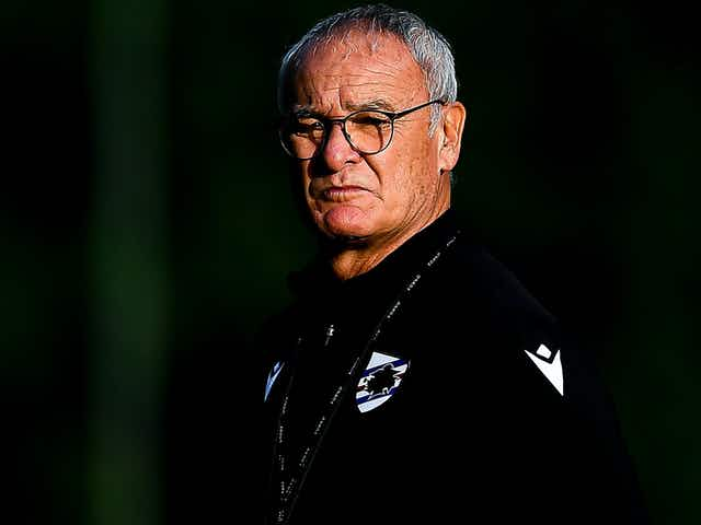 "Ranieri on the Super League: ""It's a bad thing"""