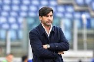 La Sampdoria condanna Fonseca all'esonero: il comunicato della Roma