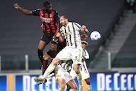 Juventus-Milan: lo stacco di Tomori supera quello di Ronaldo