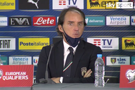 """Italia, Mancini: """"Corsa alla Champions League? Può accadere di tutto, tra Napoli e Juventus c'è solo un punto"""""""