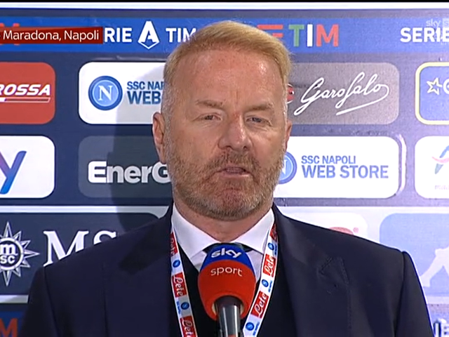 """Tare: """"Contro il Napoli serve un'impresa. Inzaghi? Firmerà sicuramente. Superlega? Serve chiarezza per il futuro del calcio"""""""