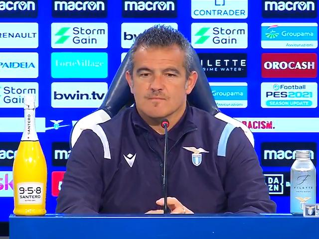 """Lazio, il vice Farris: """"Domani sarà una battaglia, il Napoli è un avversario temibile"""""""