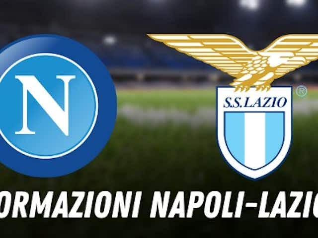 Napoli-Lazio, le probabili formazioni: negli azzurri pronto a tornare Mertens