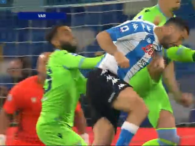 """Palmeri: """"Non è rigore per il Napoli, Milinkovic va verso il pallone"""""""