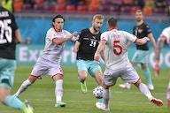 Elmas e la Macedonia sconfitti dall'Austria per 3-1, ma i tifosi applaudono l'impegno