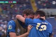 Italia-Galles termina 1-0! Tanto turnover, riposo totale per Insigne e Di Lorenzo: decide Pessina