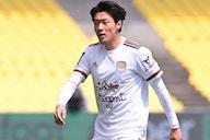 Hwang Ui-jo et la Corée du Sud battent le Liban